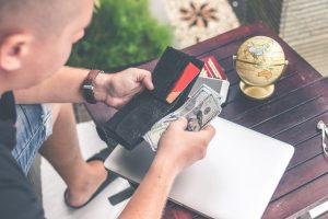 money travel budget