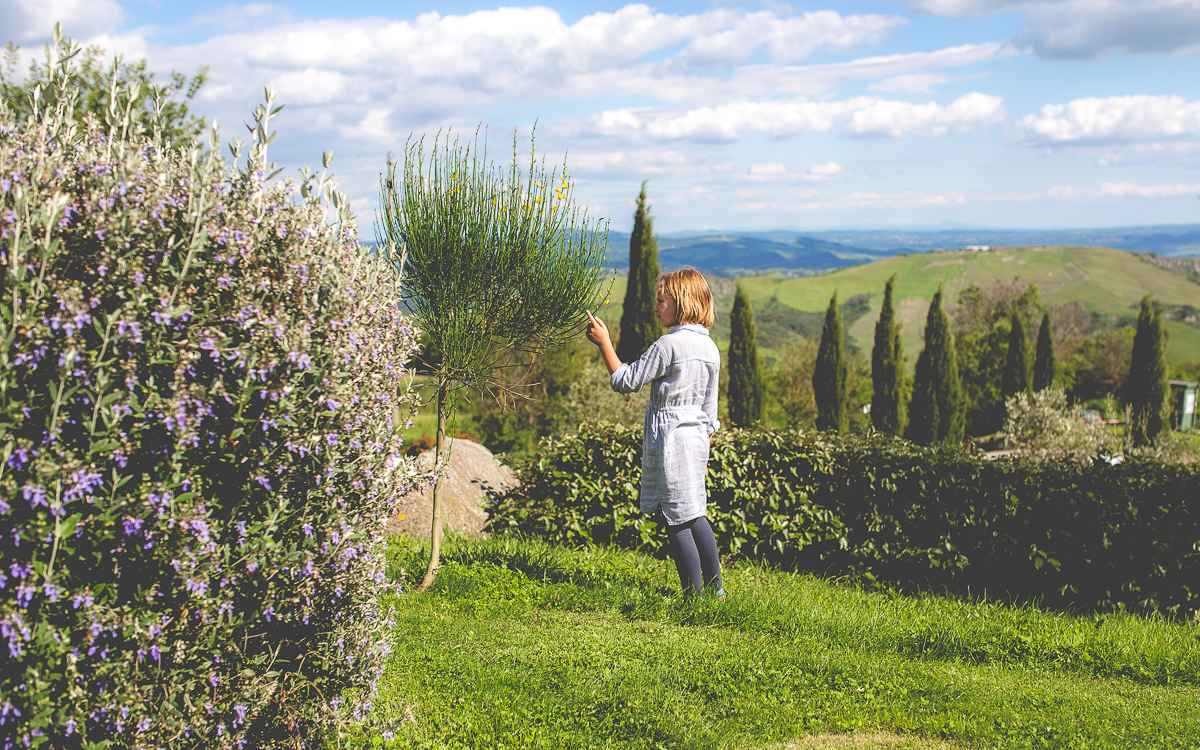 Tuscany with Kids