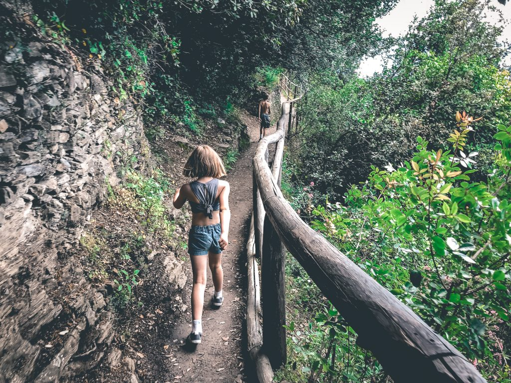 Cinque Terre with Kids Hiking