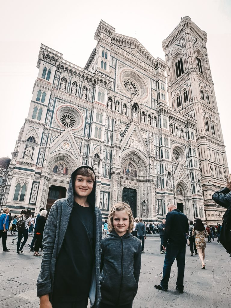 Florence with Kids Duomo