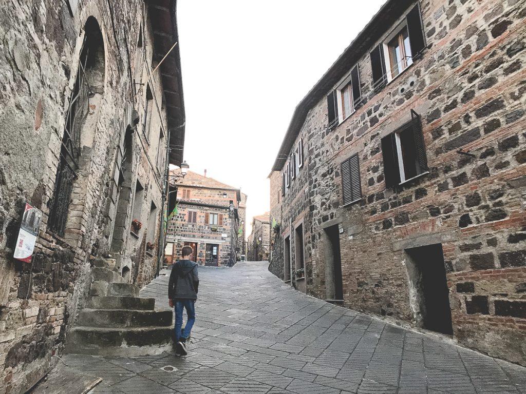 Tuscany with Kids