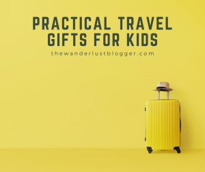 Practical Travel Gifts for Kids FB