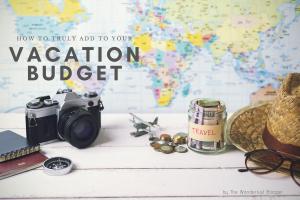 vacation budget