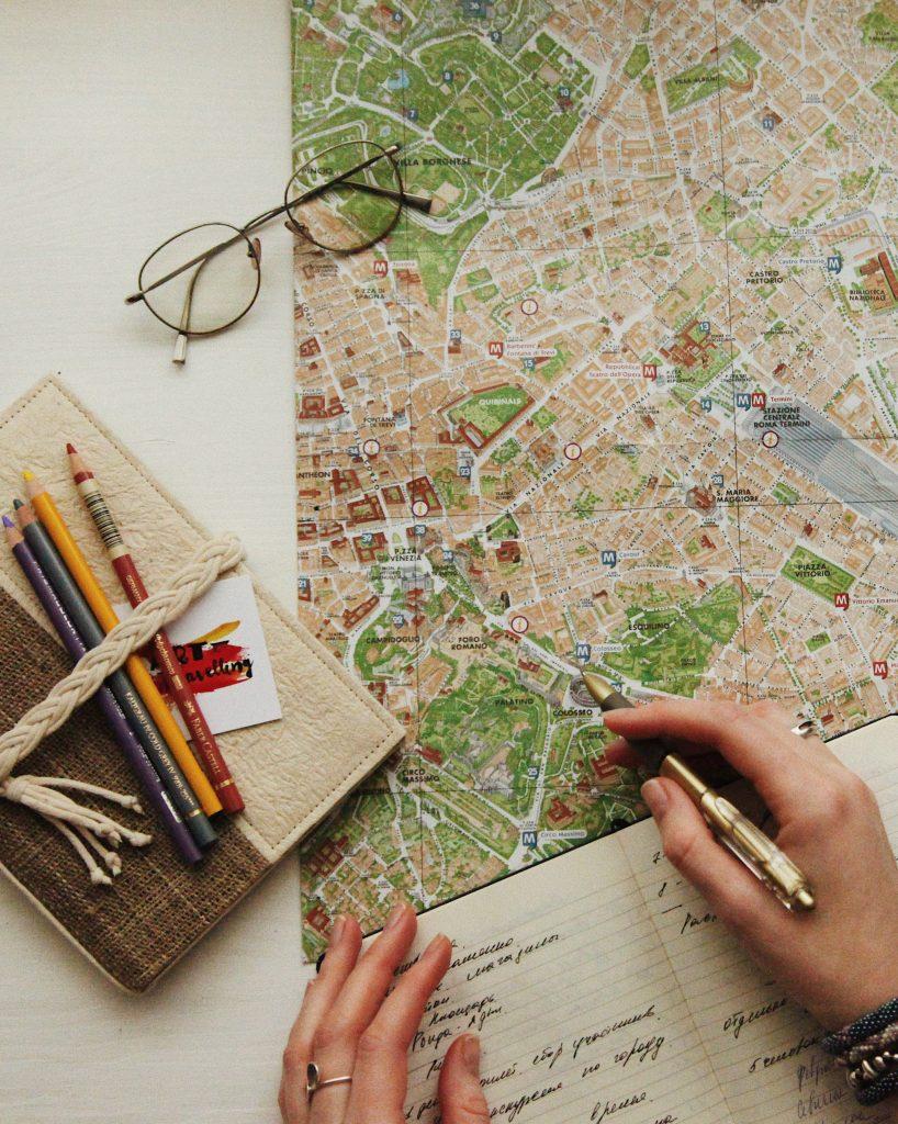 International Vacation planning