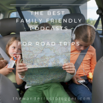 Family Friendly Podcasts for Road Trips
